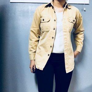 PATAGONIA • Button Down Flannel Shirt Sz XS